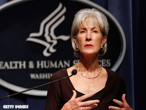 Sebelius: New guidelines are &#039;not coverage decisions&#039;.