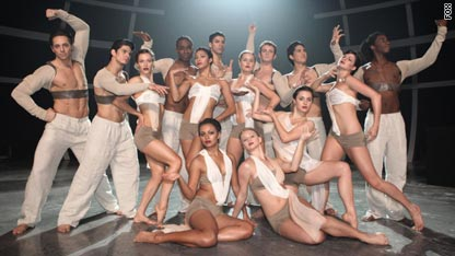 'SYTYCD's' top 14 group routine