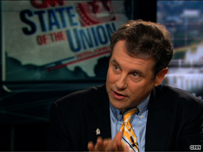 Sen. Brown said Sunday that he thinks key moderates in the Senate Democratic Caucus will decide they don&#039;t want to be on &#039;the wrong side of history.&#039;