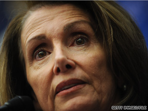 Speaker Pelosi said Tuesday that 'there is serious unrest' in the House Democratic Caucus over funding the Afghanistan war.