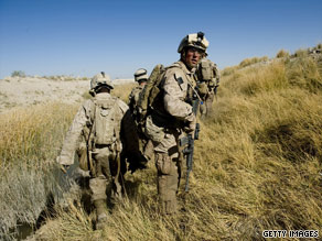 President Obama is set to announce his new Afghanistan strategy next week.