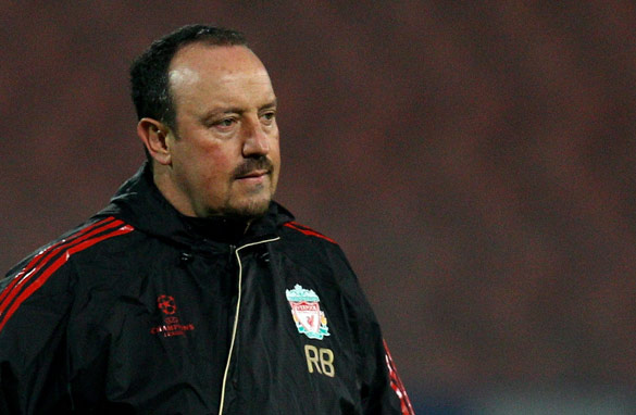Has Benitez reached the end of his useful life with Liverpool?