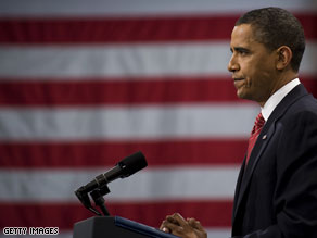 President Barack Obama called Tuesday for Americans to unite in support of the Afghanistan war effort.