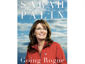 'Going Rogue' has landed on the top of the New York Times bestseller list.