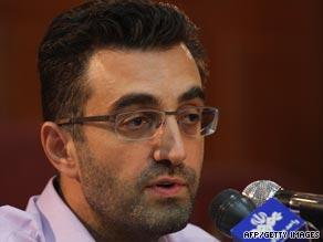 Iran accused Newsweek journalist Maziar Bahari of being a spy.