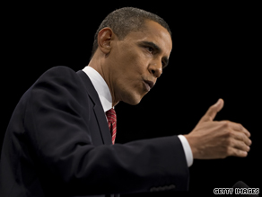 Success in Afghanistan is 'inextricably linked to our partnership with Pakistan,' President Obama said Tuesday night.