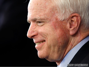 McCain is not calling on Reid to step down.