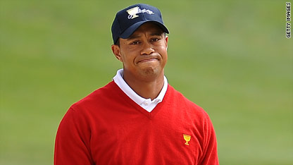 Tiger Woods a Navy SEAL?