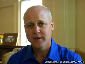  Louisiana&#039;s Lt. Gov. Mitch Landrieu announced Tuesday that he will run again for the mayor of New Orleans.