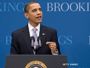 Obama: Bailout for Main Street.'