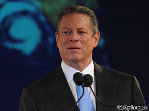 Former Vice President Al Gore answers your climate change questions on American Morning Wednesday.