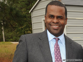 Mary Norwood has conceded the Atlanta mayoral race to Kasim Reed, pictured.