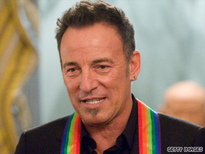 A gay marriage bill that's up for a crucial vote Thursday in New Jersey has the backing of 'the Boss.'