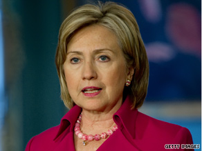 Secretary of State Hillary Clinton said Thursday that recent talks with North Korea were 'quite positive.'