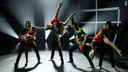 SYTYCD competitors group routine