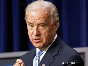 Biden: Dodd is 'getting the living hell beat out of him'.
