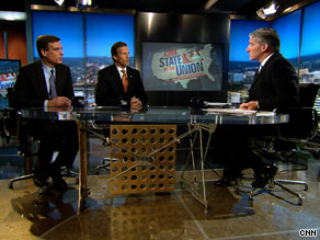 On State of the Union Sunday, Sens. Warner and Thune discussed a proposal for a bipartisan commission that make budgetary recommendations to Congress.