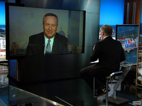 Larry Summers took issue Sunday with complaints from Wall Street about Democratic plans for more financial regulation.