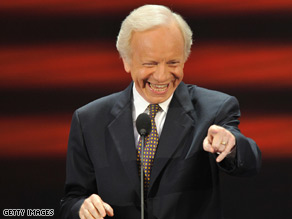 Sen. Joe Lieberman will lead the push to repeal the militarys Dont Ask Dont Tell policy.