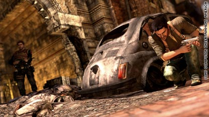 Uncharted 2 wins 2009 Game of the Year
