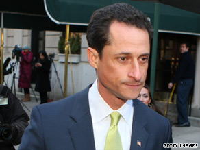 Democratic Rep. Anthony Weiner is frustrated with the course health care reform legislation in the Senate is taking.