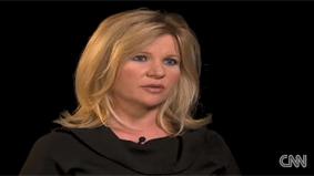 Melinda Martin, a former James Arthur Ray employee.