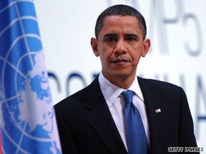 Delegates at the U.N. Climate Change Conference are 'running short on time' to reach agreement on a deal, U.S. President Barack Obama said Friday.