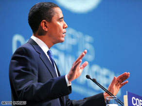 Obama near climate change accord with China, others.