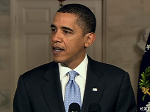 President Barack Obama on Monday called the Senate vote to end its debate and move toward passing a health care bill 'a big victory for the American people.'
