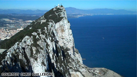 Chris' picture of Gibraltar Rock from a recent trip.