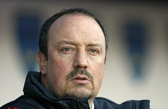 Rafa Benitez must do something quickly or Liverpool&#039;s season will implode completely.