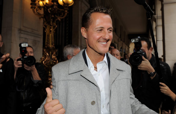 Could the Schumacher return fail to meet the high expectations of fans?