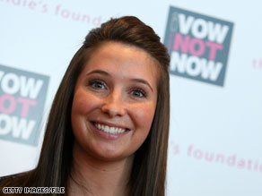 An Alaska judge has denied Bristol Palin's request that her court fight with ex-boyfriend Levi Johnston over custody of their son be kept private to avoid a 'media circus.'