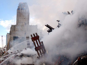 Since the attacks on the World Trade Center, intelligence agencies are 'still not talking,' according to a former CIA officer.