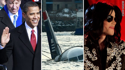 Rank your top stories of '09