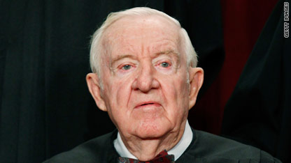 Justice Stevens to retire