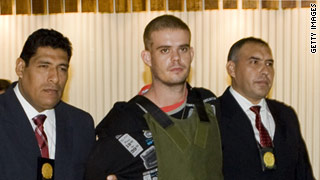 Joran van der Sloot, the longtime suspect in the disappearance of Alabama teen Natalee Holloway, could be formally charged as early as Wednesday in the death of a Peruvian woman, authorities said.