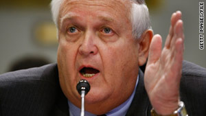 Watchdog: Top stimulus cop tracks misuses