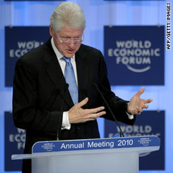 Fmr. Pres. Bill Clinton is hospitalized after chest discomfort, gets stents.