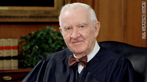 Retiring justice an 'unexpected liberal'
