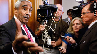 Rangel is accused of 13 violations of House rules