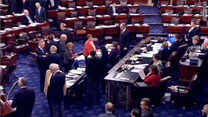 Eight Republicans joined Democrats in voting to repeal 'don't ask, don' tell.'