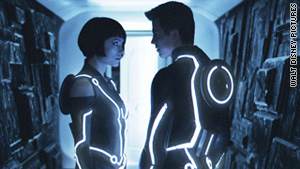 'TRON' makes novelty look cool