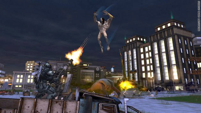 """Crackdown 2"" tops the original with the addition of zombies"