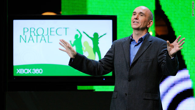 Peter Molyneux and Project Natal at E3 2009