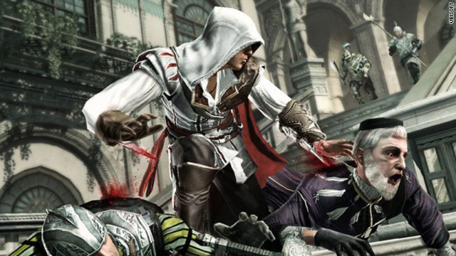 "Popular console games such as ""Assassin's Creed II"" will be available through an online subscription service."