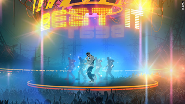 "The still-untitled video game will feature such Jackson hits as ""Beat It,"" above, and go on sale by the holidays."