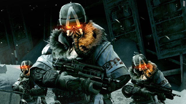 "Sony's ""Killzone 3D,"" out February 2011, is one widely anticipated game discussed at E3 2010."
