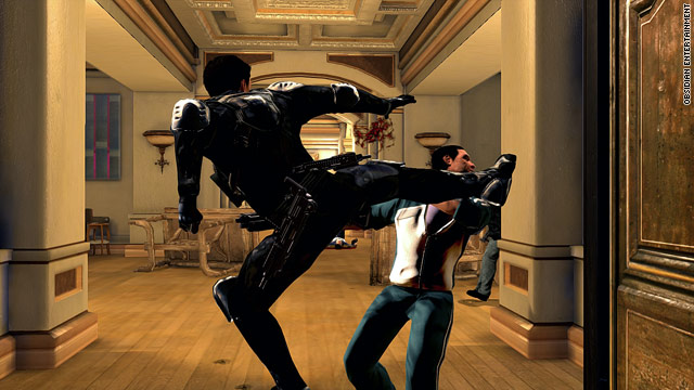 "It's difficult to get past the shortcomings to find the interesting game in ""Alpha Protocol."""