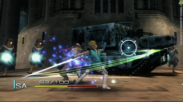 """Sin & Punishment: Star Successor"" for the Nintendo Wii takes place in a futuristic Japan."